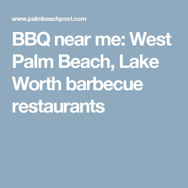 Diners Near West Palm Beach