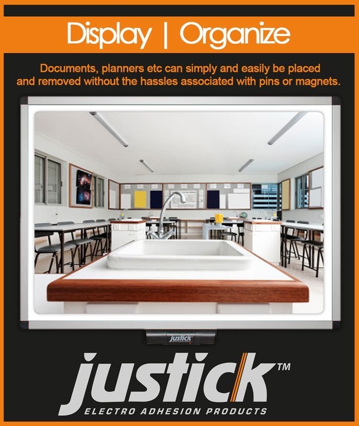 #Justick - Display & Organize  http://www.justick.com