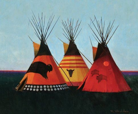 Tom Gilleon-Native American Reality Artsy Fartsy Tuesday