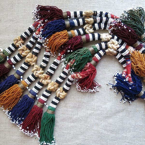 afghanistan-tribal-old-glass-beaded-tassels
