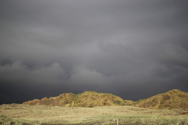 Stormy Otaki Beach