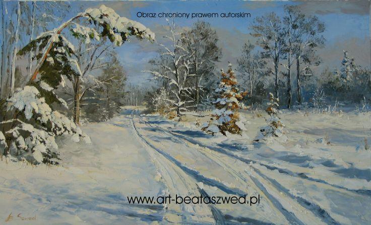 ,,Zima na Rogowskiej,,