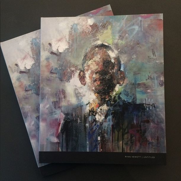 Now only a handful of copies left of Ryan Hewett's official 'UNTITLED' book. 60 pages. Edition of 100. Contains exclusive AR Video content.  Available only from The Unit London. Don't miss this rare opportunity to grab the ultimate Hewett collector's item. Drop us an email to secure yours today.