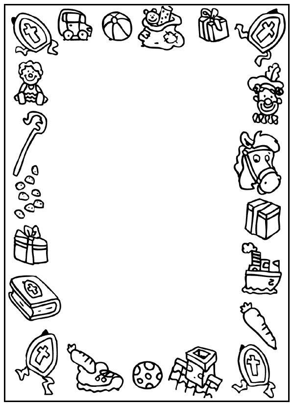 * Te gebruiken voor een een tekening of verlanglijstje!