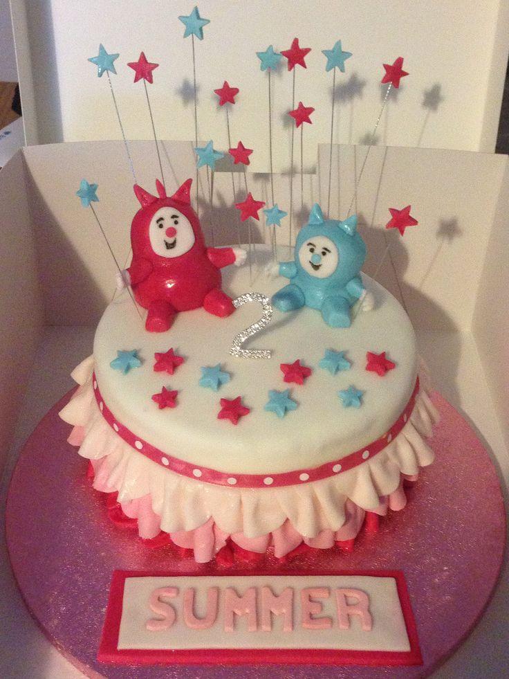 Billy and bam bam cake.