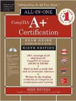CompTIA A+ Certification All-in-One Exam Guide (9th Edition) (Exams 220-901 & 220-902) pdf download here ==> http://www.aazea.com/book/comptia-a-certification-all-in-one-exam-guide-9th-edition-exams-220-901-220-902/