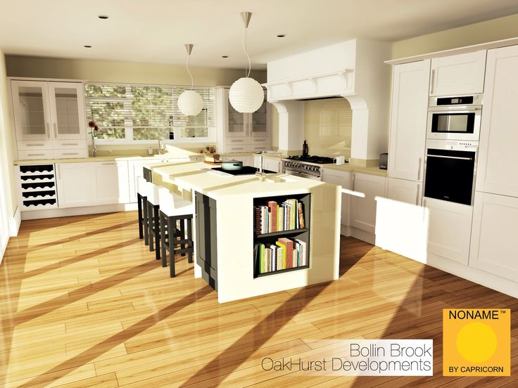 Traditional Kitchen CAD Design