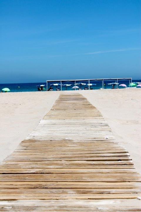 Playa de San Juan, Alicante, España I used to spent my earlier childhood summers here.