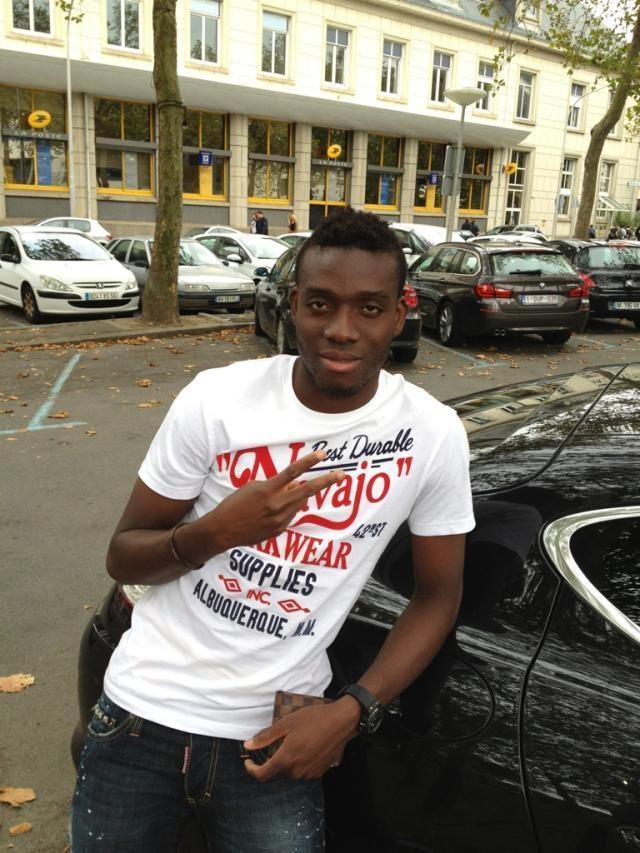 2 comme le nombre de buts qu'Alain Traoré vient d'inscrire avec le FC Lorient lors de la 5ème journée