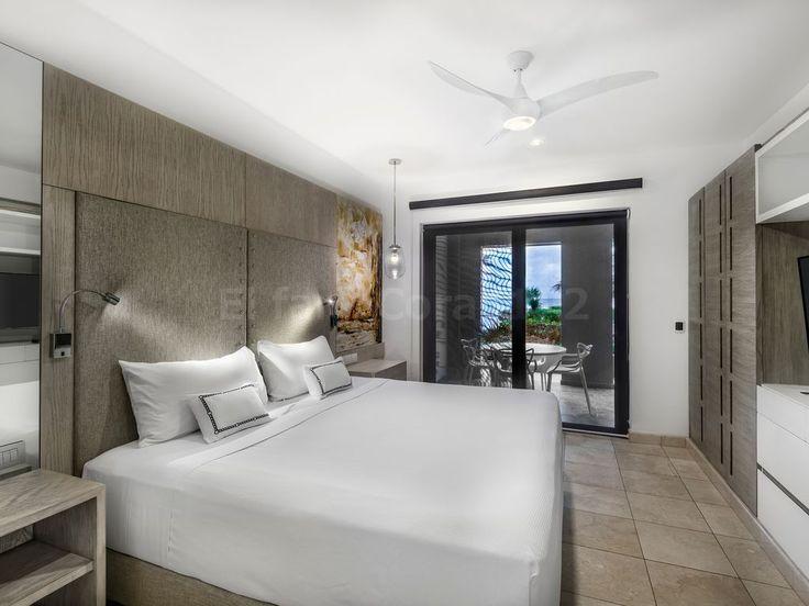 Master Bedroom, Beachfront Vacation Rental Condo Playa del Carmen