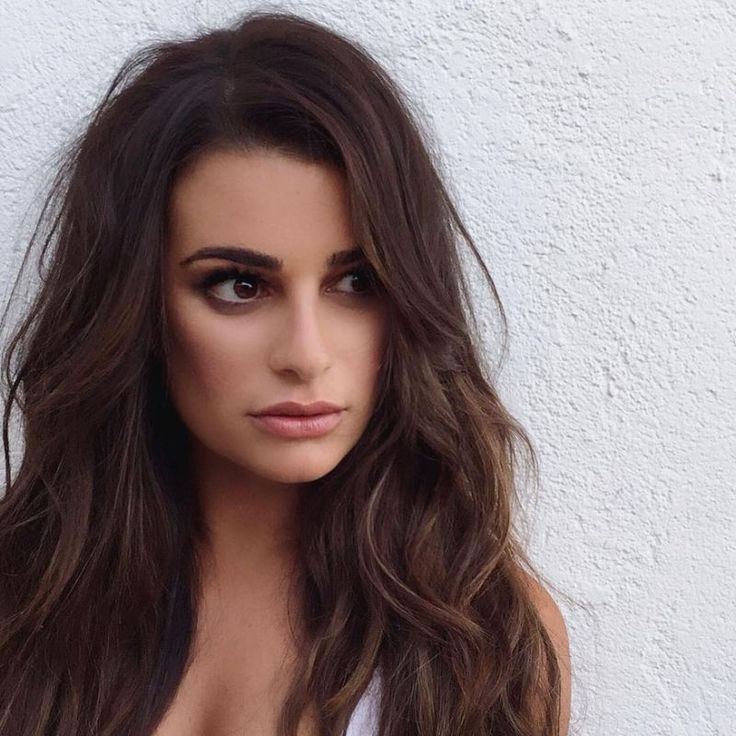 Lea Michele Looks Like Her Old Self Again