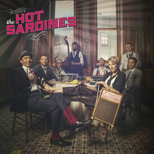 ▶︎ Live at Joe's Pub   The Hot Sardines