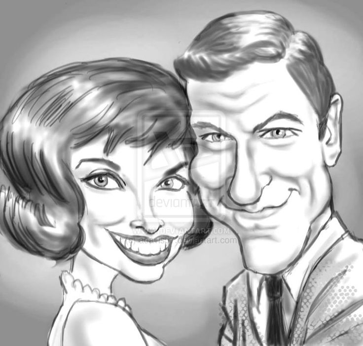 The Dick Van Dyke Show (1961–1966) | Comedy ~ Family | A TV writer does his best to balance his New York City work life with his New Rochelle home life with wife. | Artwork by Alan Davis [©2013-2014 adavis57]