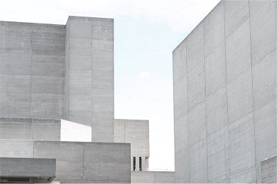 Royal National Theatre by Minimalissimo