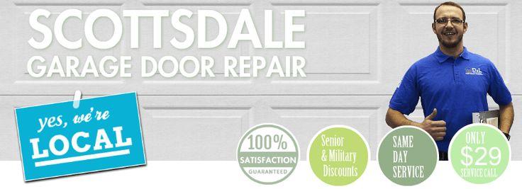 garage door repair scottsdale arizona