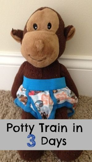 How to Potty Train your Child in 3 Days! Cant believe this actually worked!!