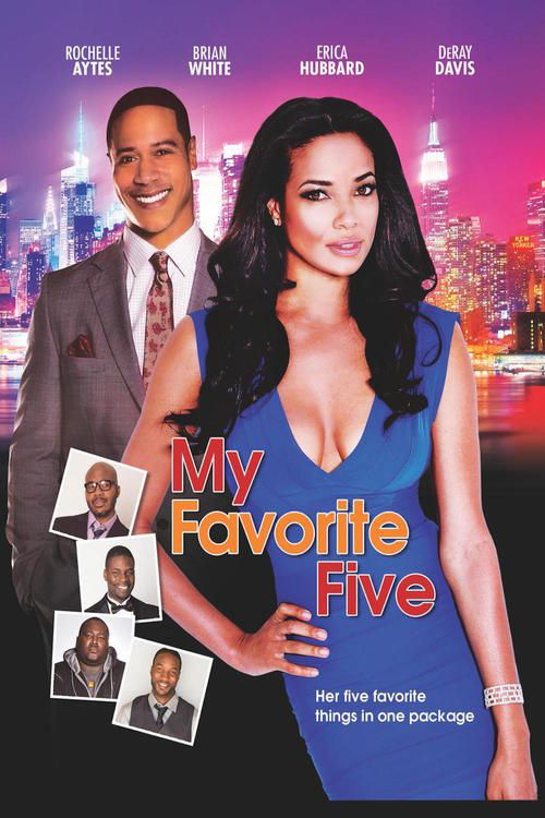My Favorite Five Full Movie English Subs HD720 check out here : http://movieplayer.website/hd/?v=3329554 My Favorite Five Full Movie English Subs HD720  Actor : Rochelle Aytes, Brian White, DeRay Davis, Erica Hubbard 84n9un+4p4n