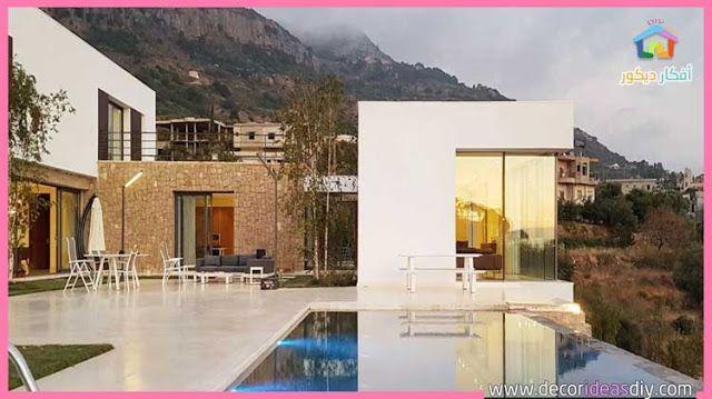 تصاميم فلل مودرن Villa Design Architecture Family Villa