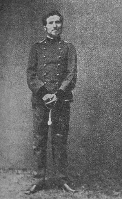 Путник са чином поручника 1871.