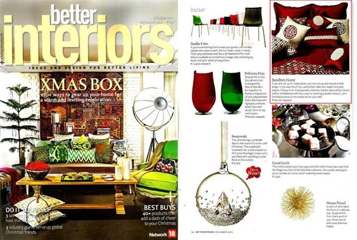 Better Interiors- Dec'13