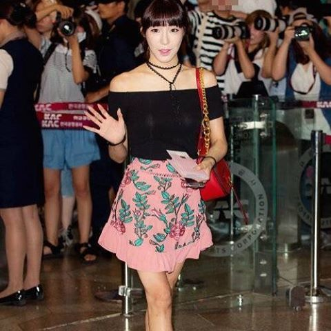 #girlgeneration #tiffany #airport #fashion #sone @xolovestephi