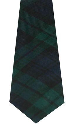 Black Watch Modern Tartan Tie