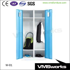 China Flat Pack Simple Small Bedroom Wardrobes Furniture Wardrobe