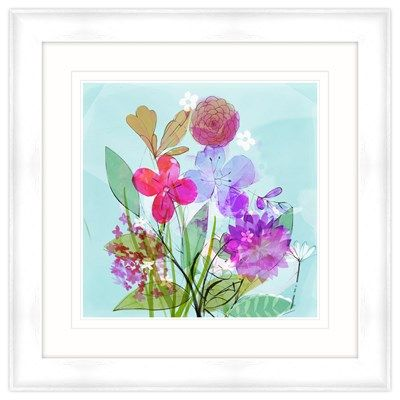 Watercolour 4 Framed at Whistlefish Galleries - handpicked contemporary & traditional art that is high quality & affordable. Available online & in store