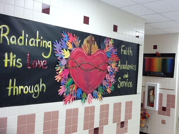 St. Martha Catholic School Artists: Preparing for Catholic Schools Week 2012