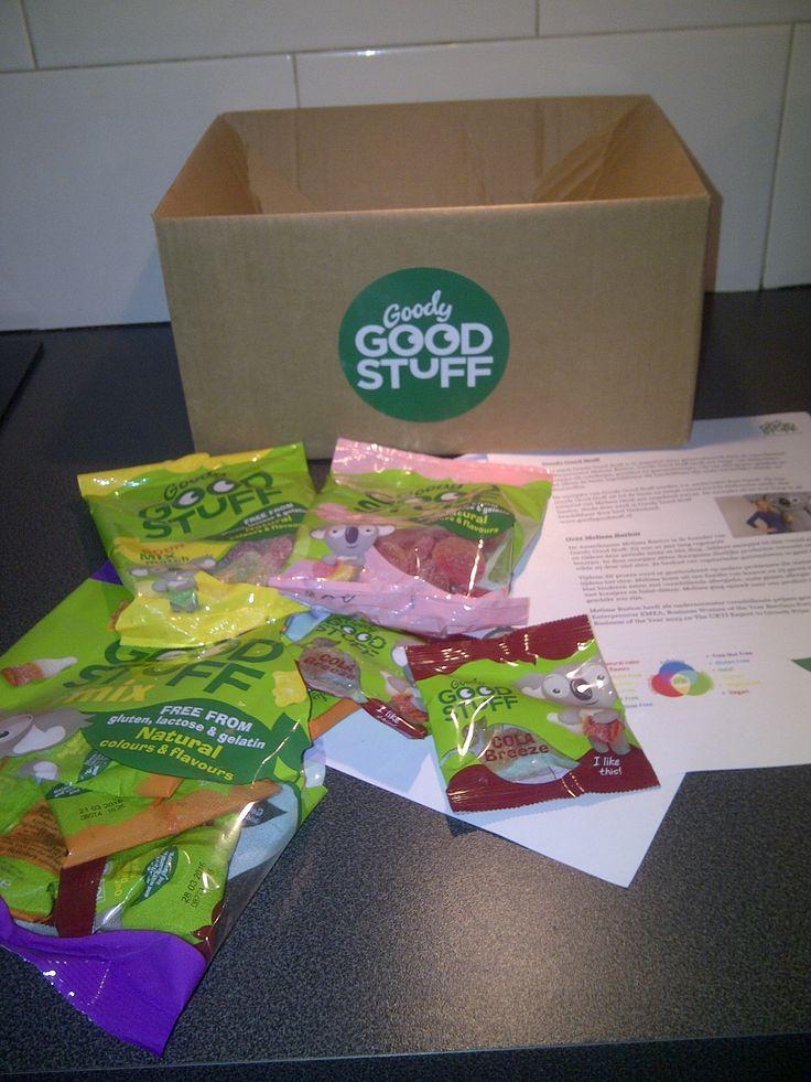 Afgelopen week zijn er in Nederland nieuwe snoepjes op de markt gebracht van het merk Goody Good Stuff, vrij van allergenen en erg lekker! Meer tips? www.lactosevrijgenieten.nl
