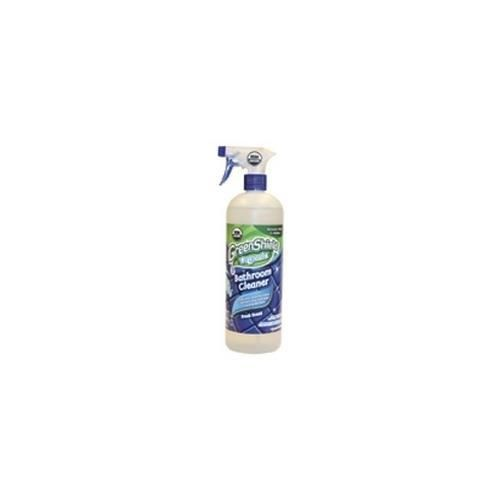 Green Shield Organics Bathroom Cleaner, Fresh Scent (6x32 Oz) G240-57512