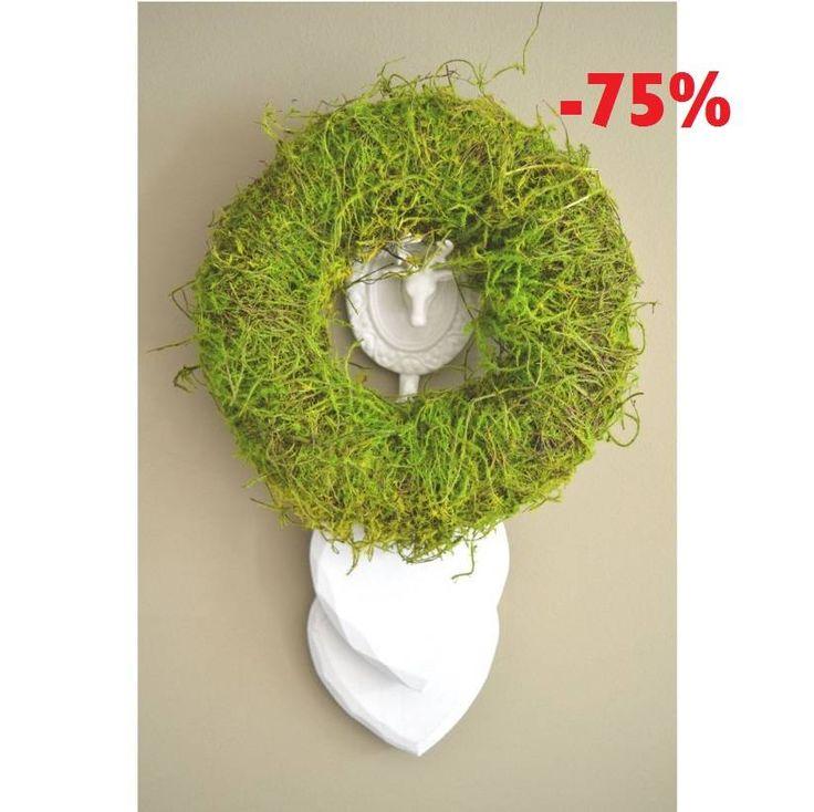 Met deze groene krans haal je de natuur naar binnen en geef je je huis een landelijk tintje. Wil je wonen in landelijke stijl? Kijk dan eens bij Incosi!