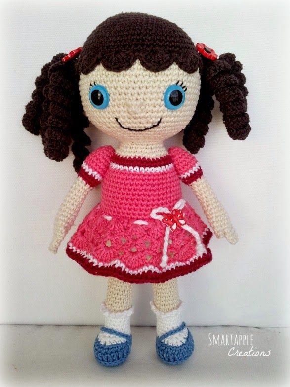 Amigurumi Doll Skirt : 307 best images about amigurumi on Pinterest Free ...