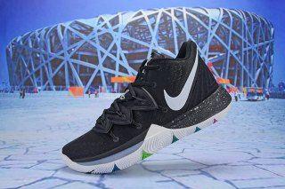 1d6886d158f30d Men s Basketball Shoes Nike Kyrie 5 Black Magic Multi AO2918-901 ...