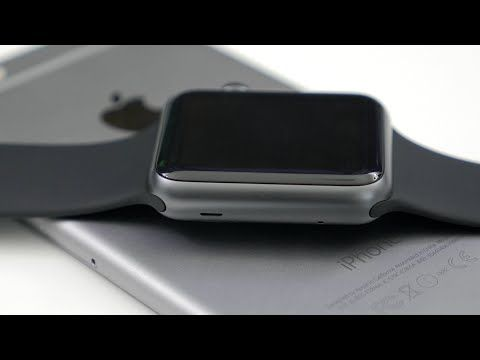 Apple Watch Sport unboxing and size comparison (Video) | 9to5Mac