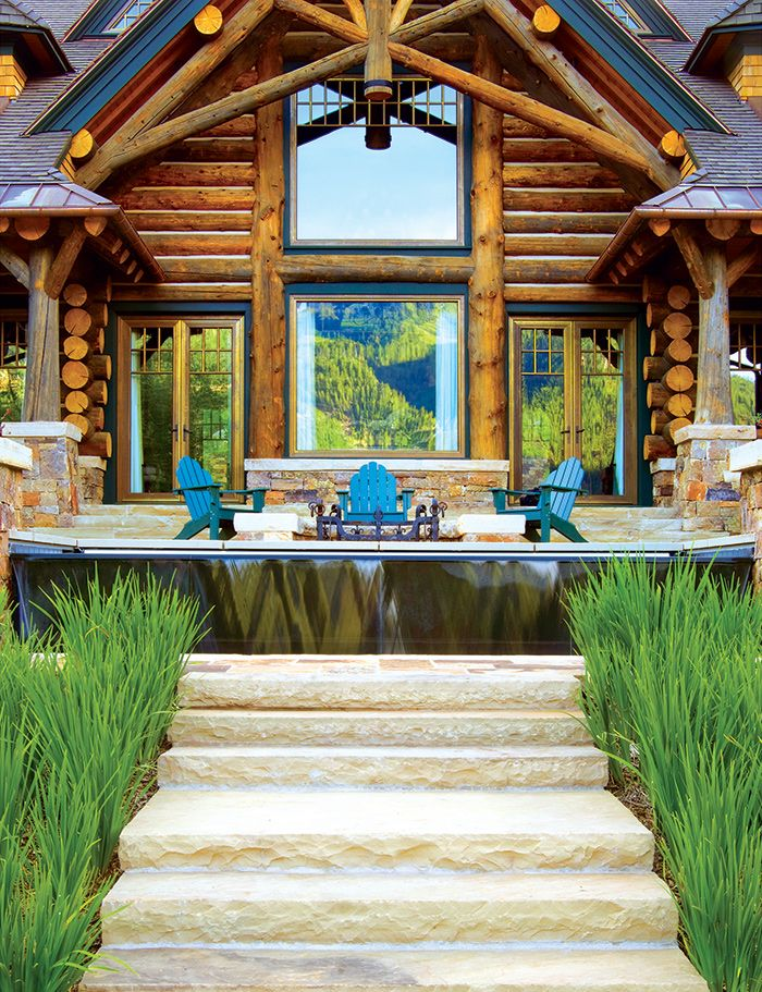 An Aspen Aerie With Stunning Landscapes Colorado
