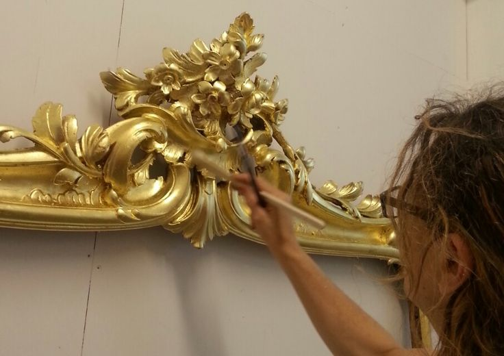 Gilding now
