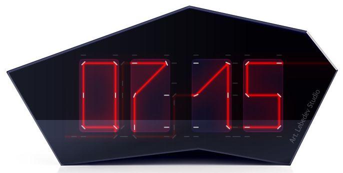 리플렉티우스 시계 Reflectius Clock | ARCHIEBRAIN 아키브레인 the firm