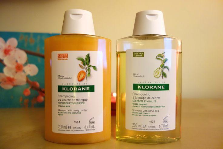 Klorane Shampoos Review