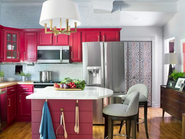 A Bland Kitchen Is Transformed Into A Show Stopping Space To Serve Up  Culinary Delights. Discover Our Top Budget Friendly Fixes, High Tech  Additions And ... Part 49