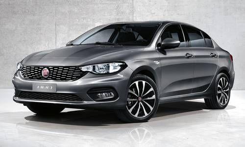 #Fiat #Tipo. La voiture conçue pour offrir le maximum d'espace et de confort au conducteur.
