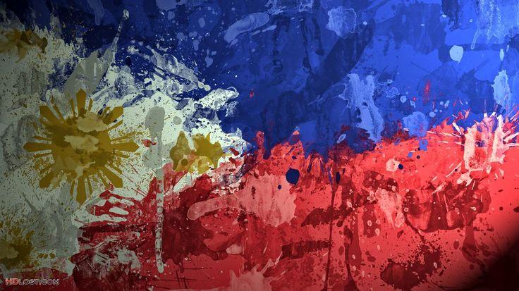 Philippine Flag art