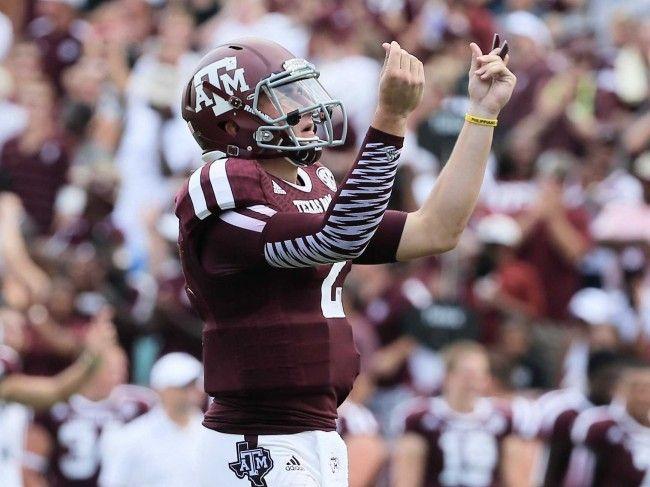 Johnny Football Wallpaper - Texas A&M