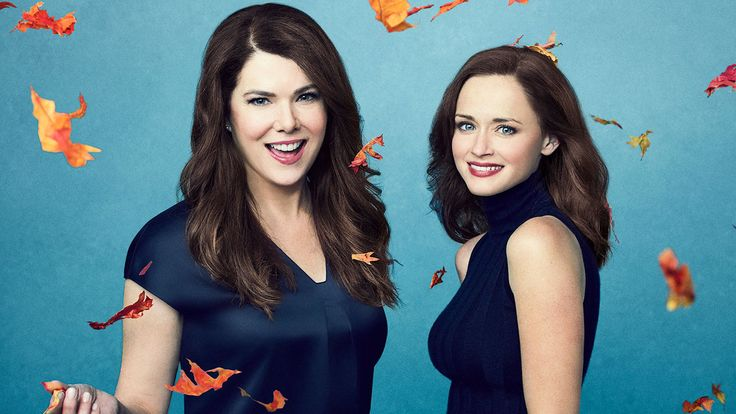 A couple days ago the first trailer for the Gilmore Girls revival was finally released and it almost brought me to tears.