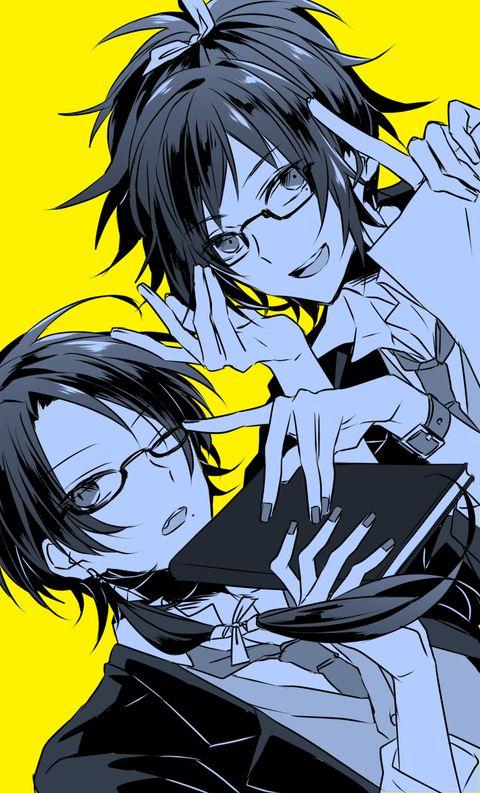 Kashuu & Yamato