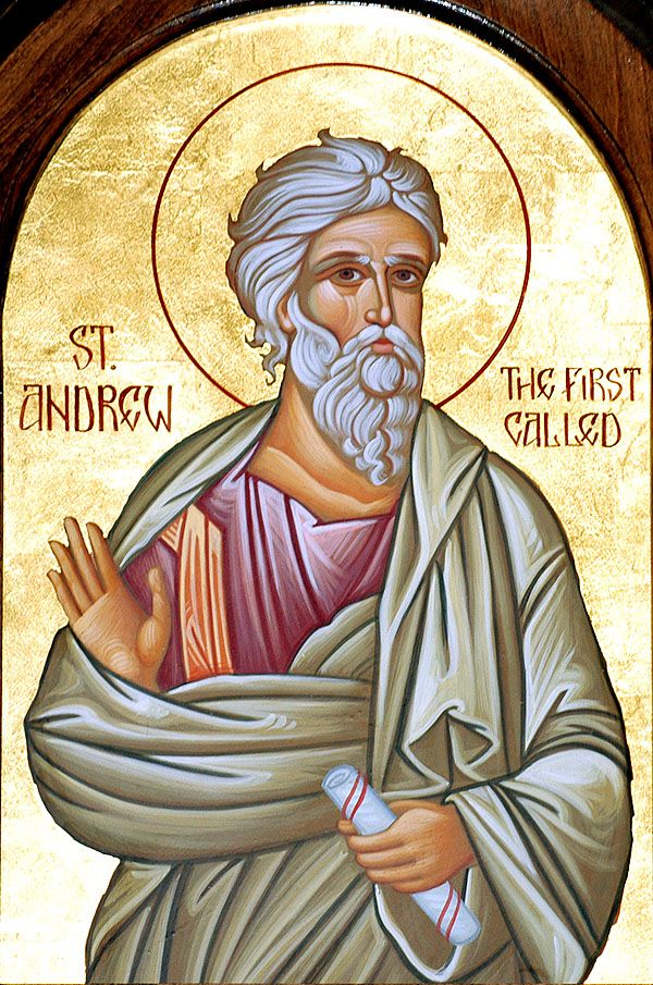 Apostle Andrew, the Holy and All-Praised First-Called - Orthodox Church in America