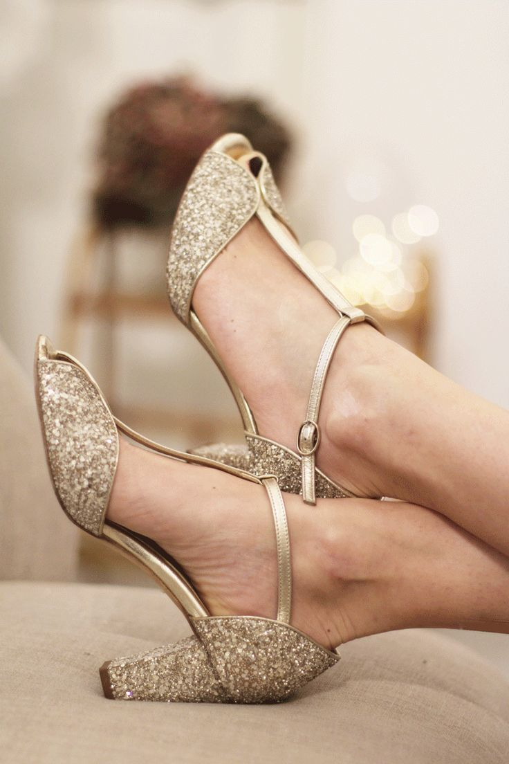 Mariage - Chaussures Anniel : Sandales Butterfly