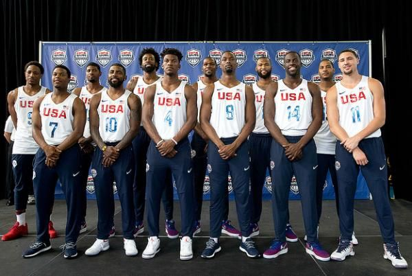 No LeBron, no Steph, no Russ – and yet it will also likely be no problem for Team USA at the Rio Games.