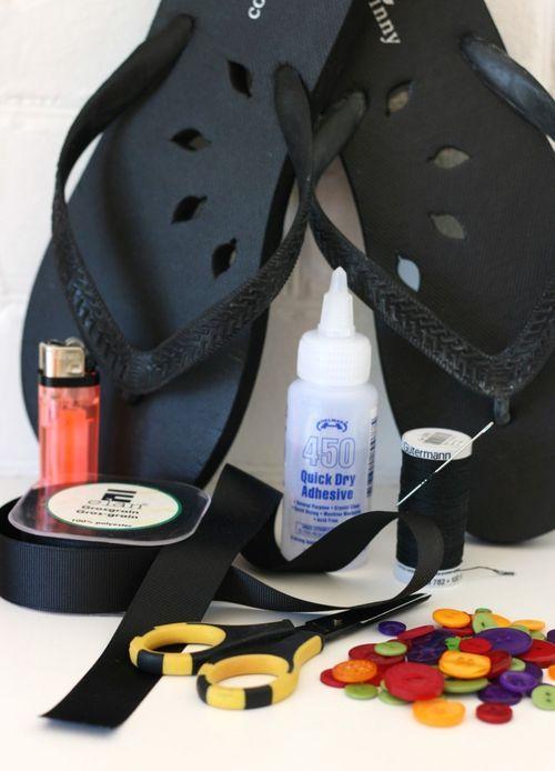Flip-Flop supplies (small)