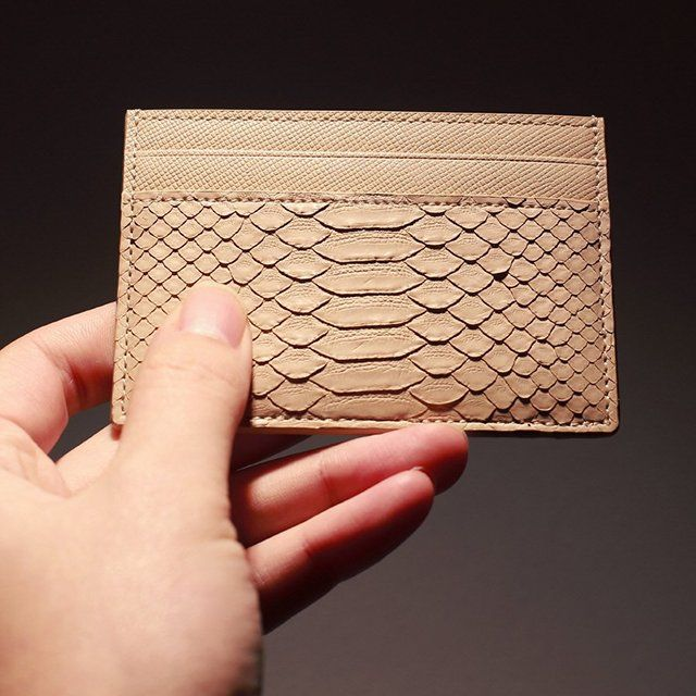 Fancy - Python Card Wallet